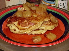 Cornmeal Hamcakes2