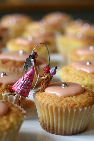photograph picture fairy cakes