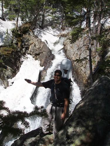Alex - Waterfall