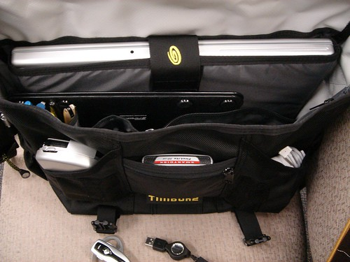 Timbuk2 Commute + MacBook Pro