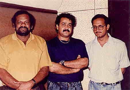 Ravidran, Mohanlal, Pradip