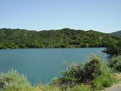 Steven's Creek Dam