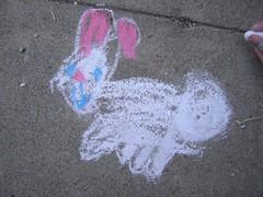 chalk.bunny
