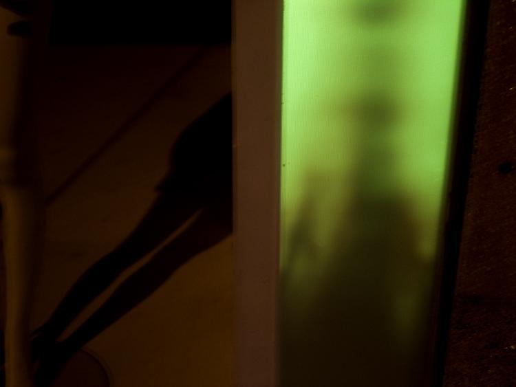 green light shadow