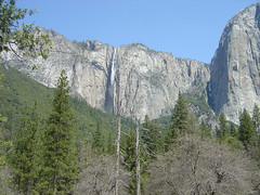 Yosemite - Waterfall