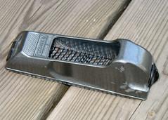 Pedicure implement
