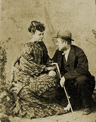 Mary Jane Morgan & William Rulofson