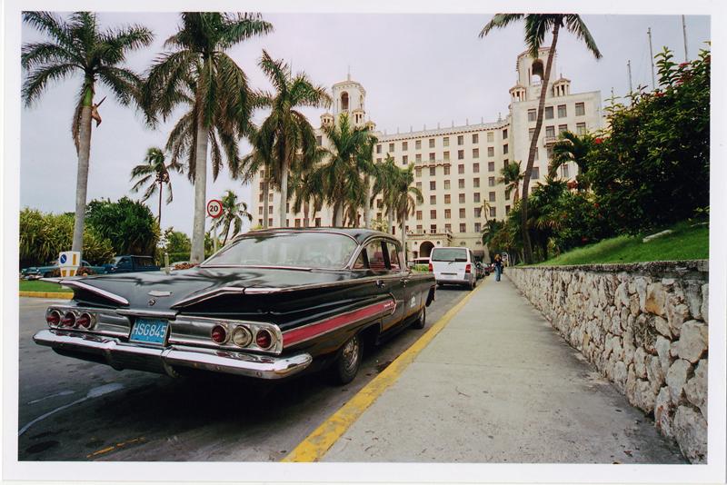 Cuba - Havana - Hotel Nacional