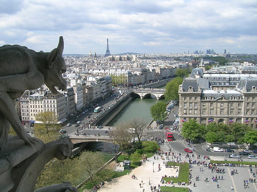 París desde Notre Dame