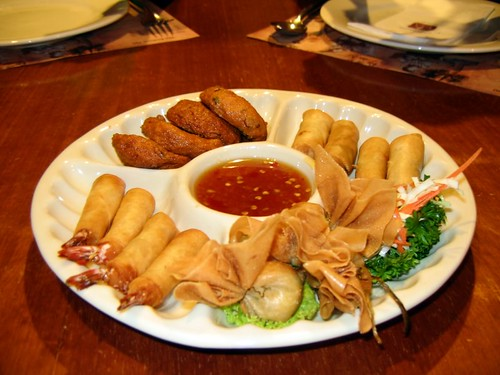 Mixed Appetizer Platter