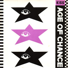 age of chance | kiss