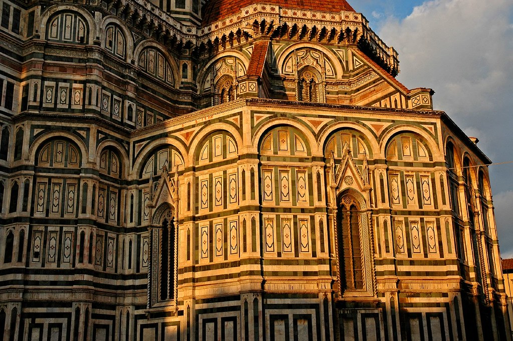 Sunset on the Duomo, Florence