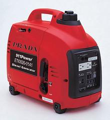 Prada portable generator