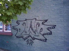 Graffiti In Grants Pass