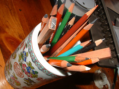 pencil jar