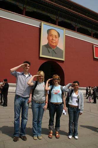 Honour to Mao