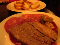 Chacuterie Plate