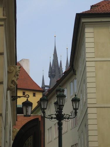 Un rincón de Praga