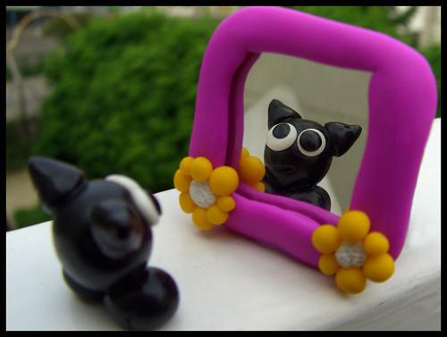 O miroir mon beau miroir