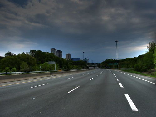 HDR The empty DVP