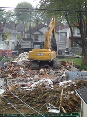 House be gone...