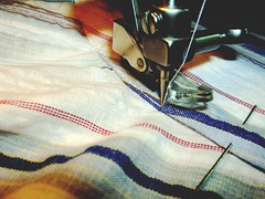 band sewing