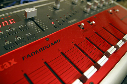 faderboard