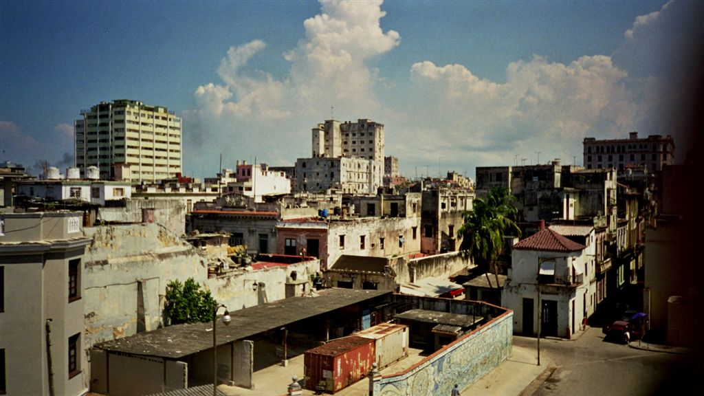 Havana City Roof Tops