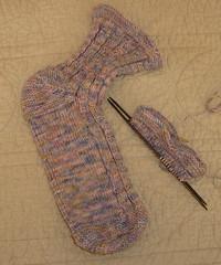 Sixth Sense Sock + cuff