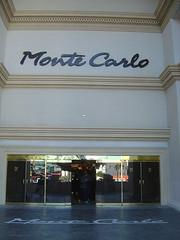 Monte Carlo - Entrance