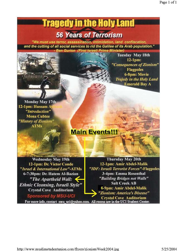 200405 zionismWeek2004