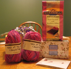 KnitTea contents