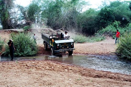 Trip to Preah Vihear province