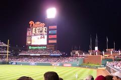 Phillies scoreboard