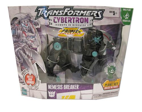 Cybertron Nemesis Breaker