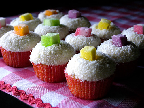 coconut jewel cupcakes 1