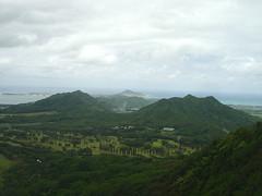 Nuuanu Pali State Park - Panorama III