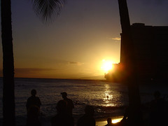 Kuhio Beach - Sunset I
