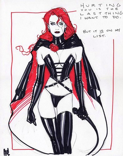 Black Queen (Adam Hughes)