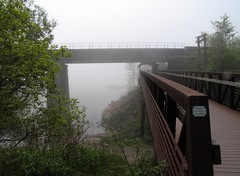Highland Creek Footbridge
