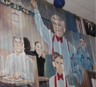 Lambert's Mural