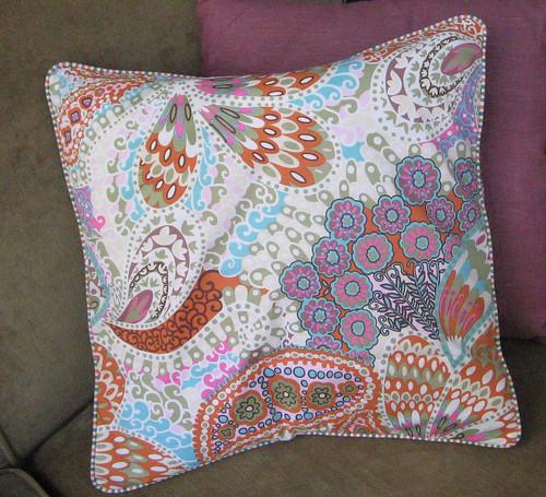 my new pillows
