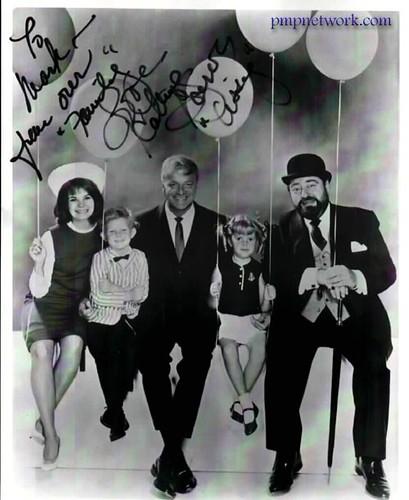 Family Affair Cast Photo