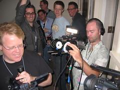 Vlogger Media Frenzy