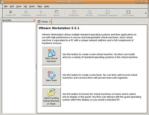Screenshot-VMware Workstation