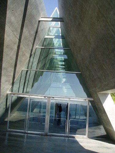 The New Holocaust Museum in Jerusalem