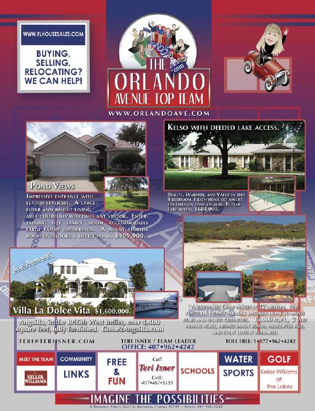 orlando florida real estate for sale in Luxury homes magazine