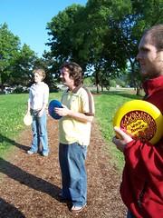 Frisbee Crew