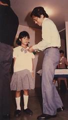 Mai - pic 11 grade 2 with Papa