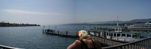 Lake Zurich Panorama